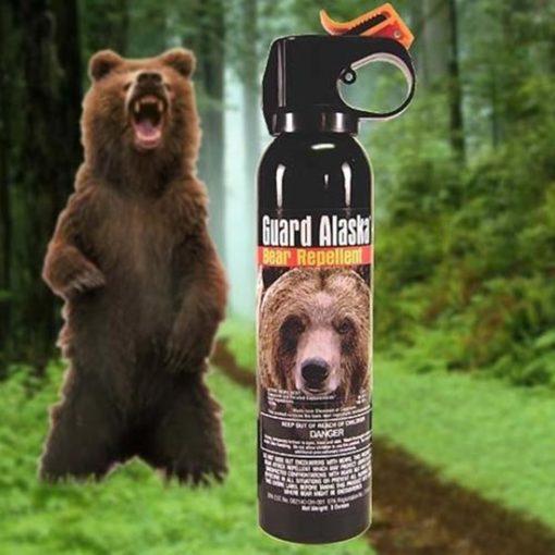Guard Alaska Bear Pepper Spray