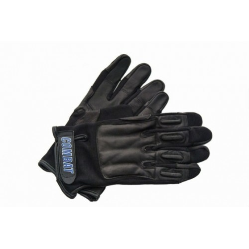 LEATHER SAP GLOVES - LAW ENFORCEMENT STEEL SHOT GLOVES