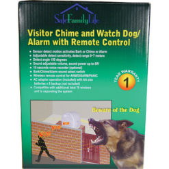 EWD Electronic Barking Dog Alarm