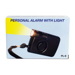 Personal Alarm With Flashlight