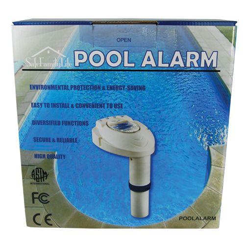 Safe Family Life Pool Alarm System