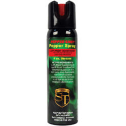 Pepper Spray 4 oz Stream