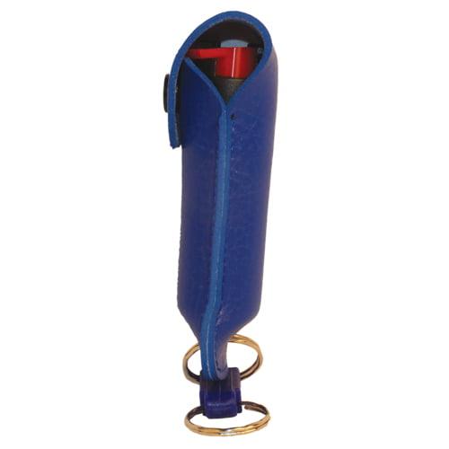 Pepper Spray Leather Key Chain 1/2 oz