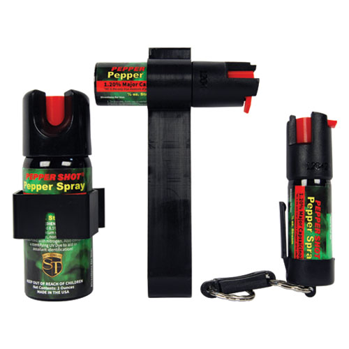 Pepper Spray Tri Pack