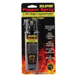 Wildfire 1.4% MC Pepper Spray 4oz Fogger