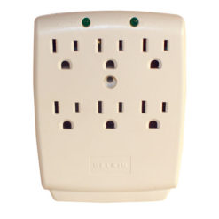 Electrical Outlet Hidden Camera With Built-In DVR