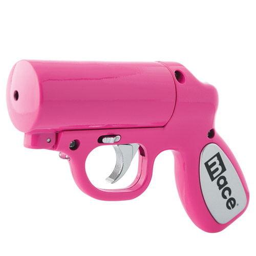 MACE Pepper Spray Gun - Pink