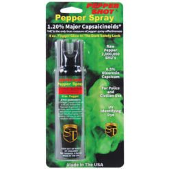 Pepper Spray 4 oz Fogger