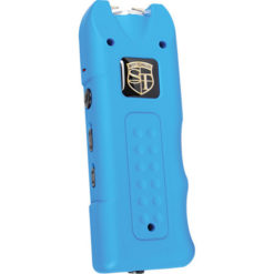 ST-MGSG lt blue 20 Million Volt Multi Function Stun Gun Alarm Flashlight