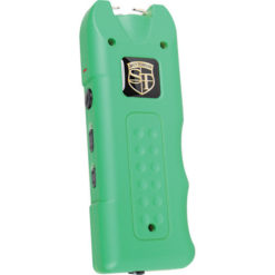 ST-MGSG green 20 Million Volt Multi Function Stun Gun Alarm Flashlight