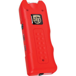 ST-MGSG Red 20 Million Volt Multi Function Stun Gun Alarm Flashlight