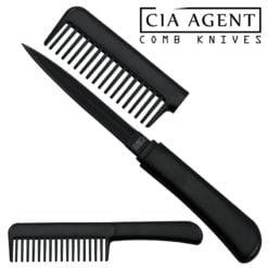 Hidden Comb Knife |