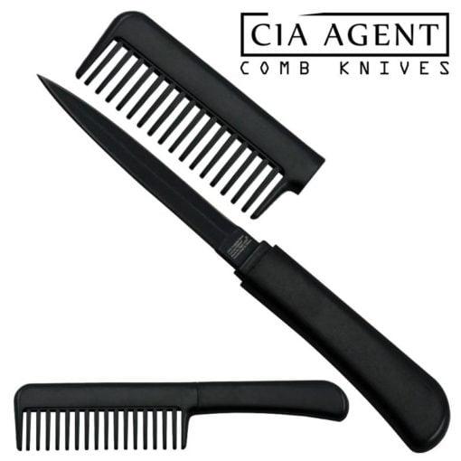 Concealed knife