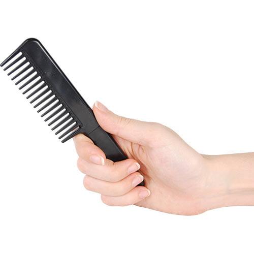 Concealed Comb Knife - Black