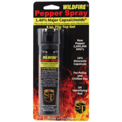 Wildfire 1.4% MC Pepper Gel – 4 oz