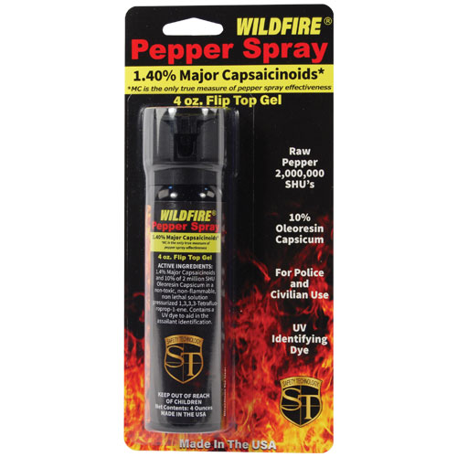 Wildfire 1.4% MC Pepper Gel   4 oz