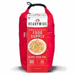 Emergency Grab n Go food bag