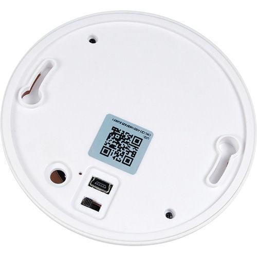 P2P WIFI Smoke Detector HD Hidden Camera