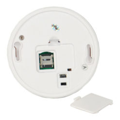 Smoke Detector Hidden Camera with Built-In DVR