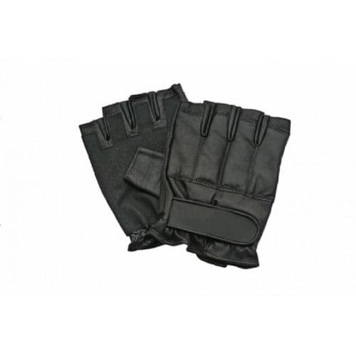 Fingerless SAP Gloves - Steel Shot Filled Gloves