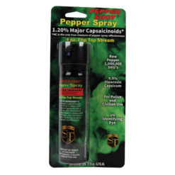 Pepper Shot 4oz 1.2% MC Flip-Top Pepper Spray