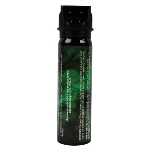 Pepper Shot 4oz 1.2% MC Flip Top Pepper Spray