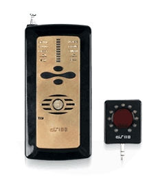 Spy Matrix PRO SWEEP Bug Detector, Wire Tap & GPS Detector Sweep