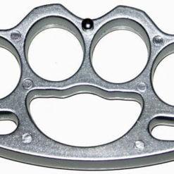 Silver Aluminum Lightweight Knuckle Buckle