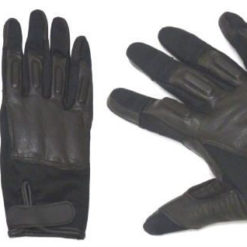 Mesh / Leather Sap Gloves – Steel Shot Filled Gloves