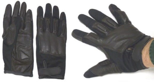 Mesh / Leather Sap Gloves   Steel Shot Filled Gloves