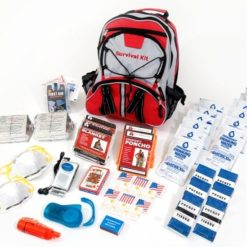 2 Person Guardian Basic Survival Kit