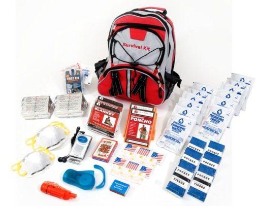 2 Person Guardian Basic Survival Kit