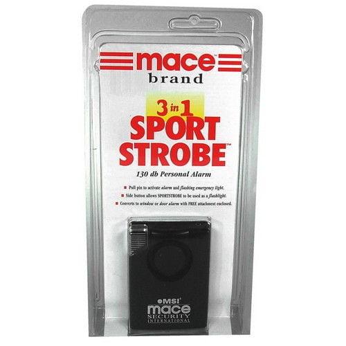 3 In 1 Sports Strobe Personal Alarm