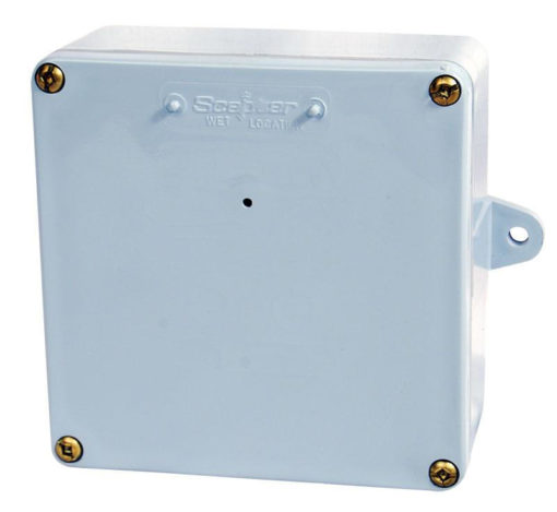 HD Color Electrical Box Hidden Camera With Built In DVR