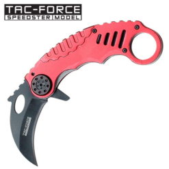 AO Red Karambit folder TF620RD