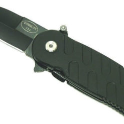 AO Surgical Steel Folding Knife – Black P195BBK