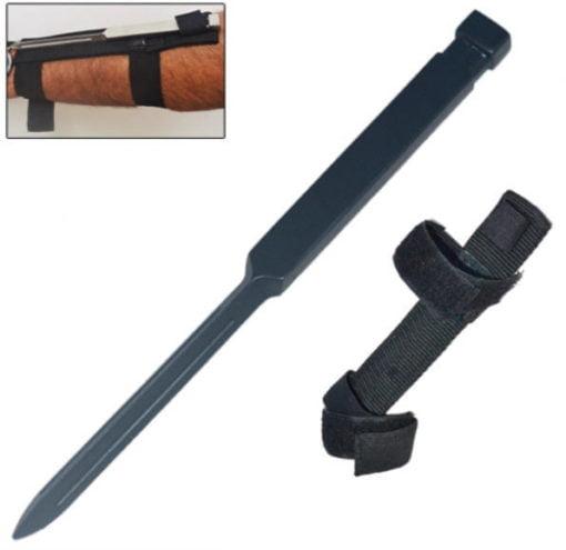 7 In Defense Spike Triangular Blade Pa0205bk Supreme Defense