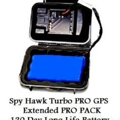 GPS Real Time Handheld Portable Tracker Spy Hawk TURBO PRO