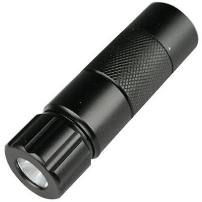 Screw On LED For Telescopic Steel Baton