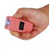 12 Million Volt Rechargeable Stun Gun Flashlight by StunMaster