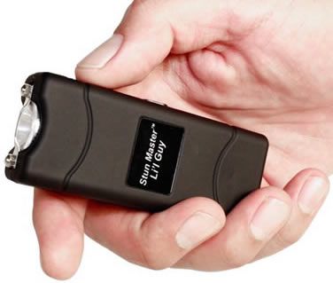 StunMaster 12 Million Volt Flashlight Stun Gun