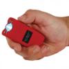 12 Million Volt Rechargeable Stun Gun Flashlight by StunMaster – Red