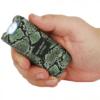 12 Million Volt Rechargeable Stun Gun Flashlight by StunMaster – Snakeskin
