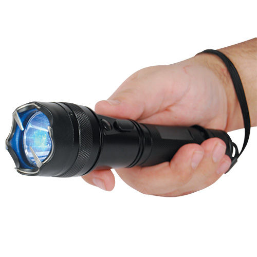 15 Million volt Flashlight Stun Gun shorty