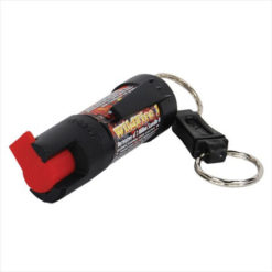 Wildfire 1/2oz Pepper Spray Quick Release Key Chain