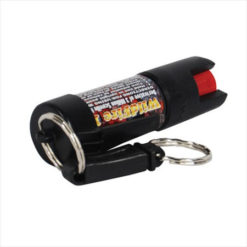 Wildfire 1/2oz Pepper Spray Quick Release Key Chain