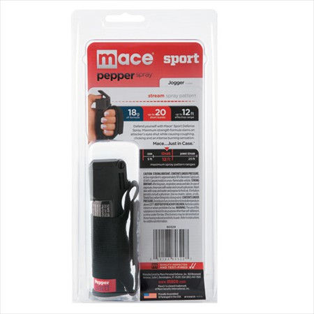 Mace® Pepper Spray Jogger   Black or Pink