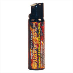 Wildfire 18% Pepper Spray 4oz Fogger