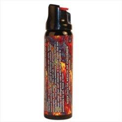 Wildfire 18% Pepper Spray 4oz Stream