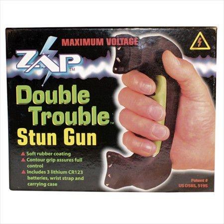 Double Trouble Stun Gun   ZAPDT